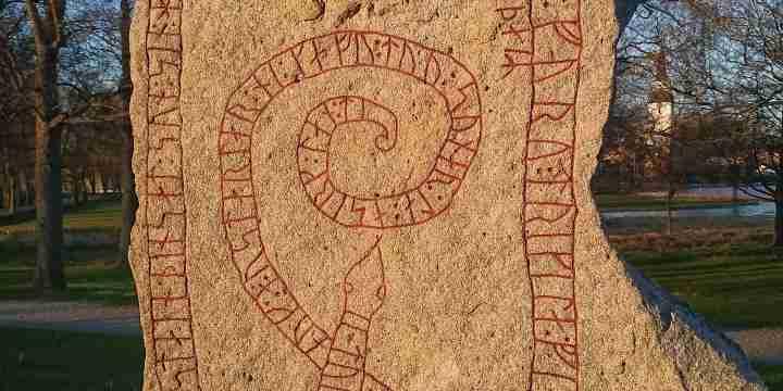 Runen – heilige Zeichen unserer Ahnen<br />Was sie uns sagen und wie sie uns unterstützen
