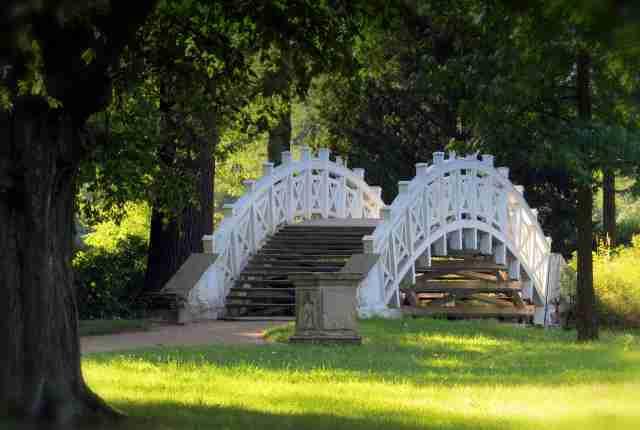 Bewusst reisen nach: Gartenreich Dessau Wörlitz