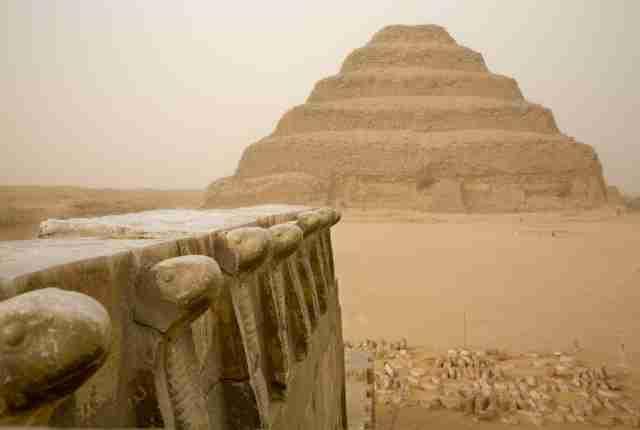 Bewusst reisen nach: Reise nach Kairo