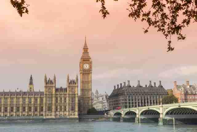 Bewusst reisen nach: London