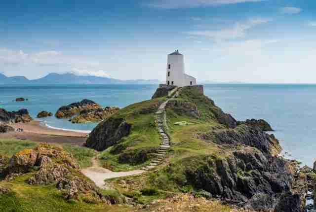 Bewusst reisen nach: Rundreise Wales