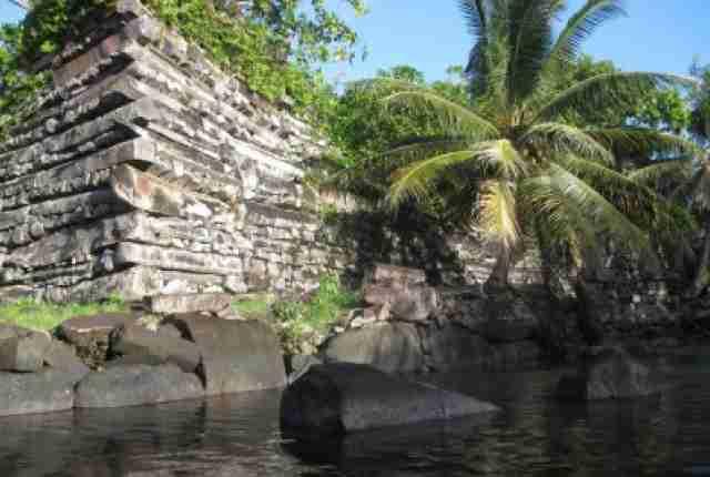 Bewusst reisen nach: Nan Madol