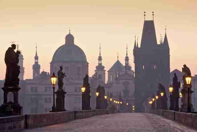 Bewusst reisen nach: Städtereise Prag