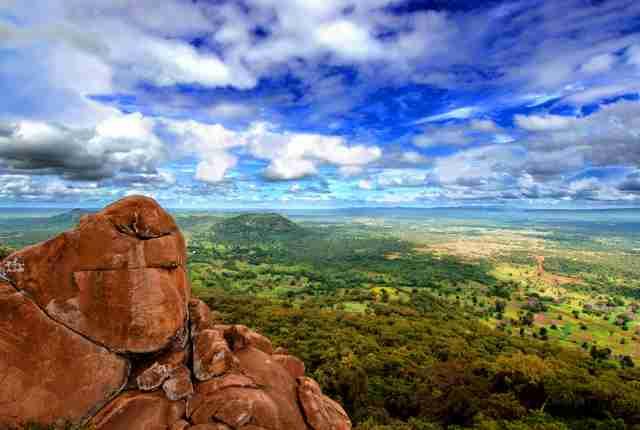 Besondere Reise nach: Südliches Afrika