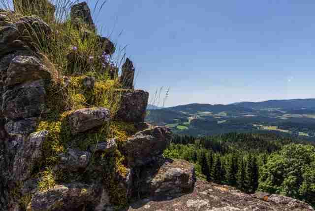 Bewusst reisen nach: Wandern Bayerischer Wald