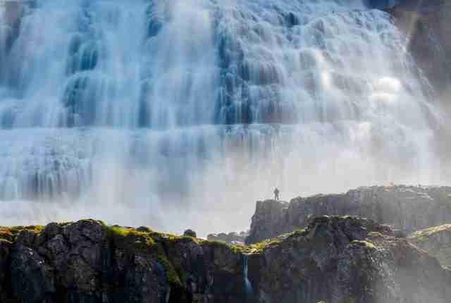 Bewusst reisen nach: Westfjorde Island